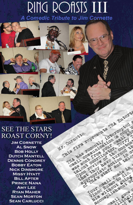 Ring Roasts 3 - Jim Cornette