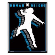 Roman Reigns Metal Sign