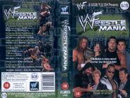 WWF Wrestlemania XVI - Cover