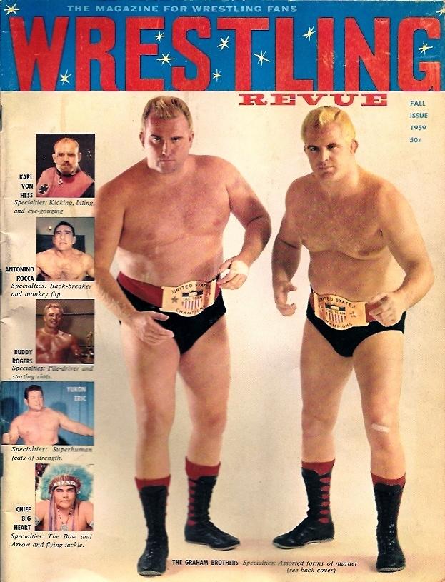 Wrestling Revue - Fall 1959