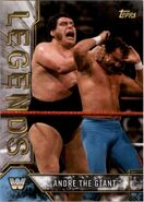 2017 Legends of WWE (Topps) Andre the Giant 8