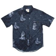 Andre The Giant RSVLTS Button Down Shirt