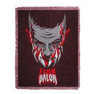 Finn Bálor Tapestry Throw Blanket