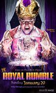 Royal Rumble 2012 Poster
