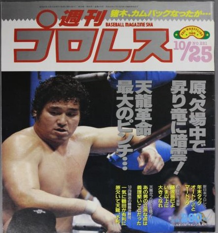 Weekly Pro Wrestling No. 281