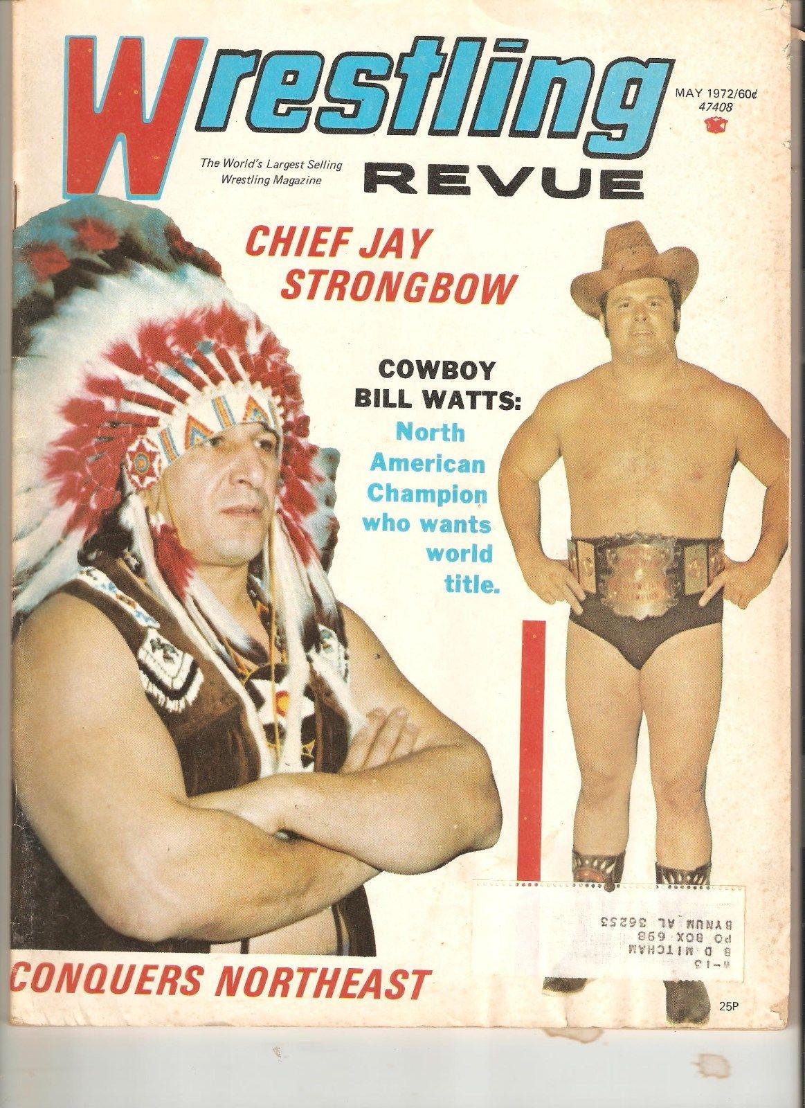 Wrestling Revue - May 1972