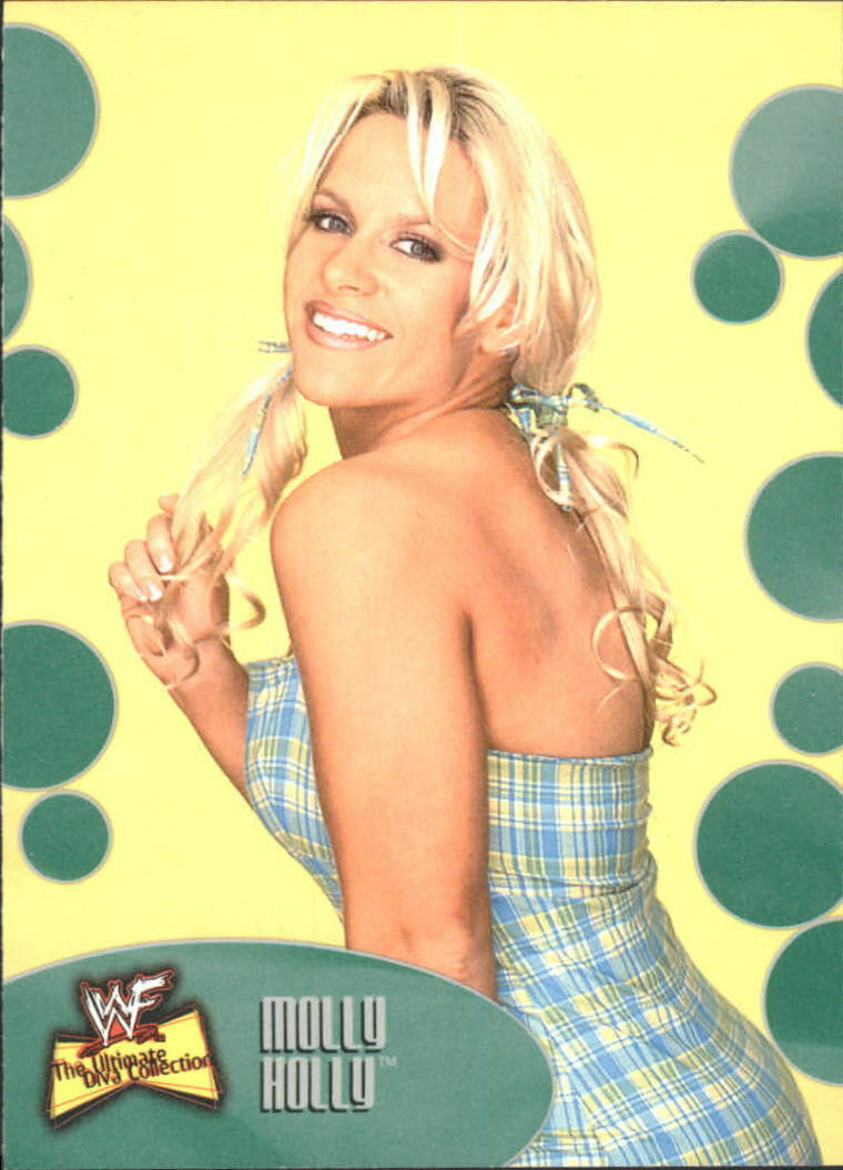 2001 WWF The Ultimate Diva Collection (Fleer) Molly Holly (No.13)