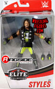 AJ Styles (WWE Elite 74)