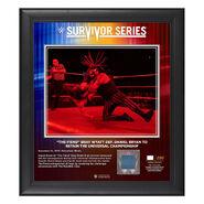Bray Wyatt Survivor Series 2019 15x17 Limited Edition Plaque