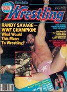 Inside Wrestling - May 1986