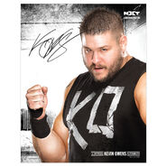 Kevin Owens 11 x 14 Signed Photo