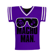 Macho Man Randy Savage T-Shirt Bottle Sleeve
