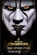 Night of Champions Poster 2015
