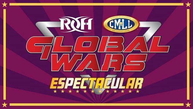ROH-CMLL Global Wars Espectacular 2019 - Night 2