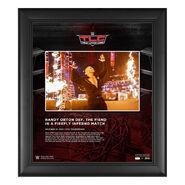 Randy Orton TLC 2020 15 x 17 Commemorative Plaque