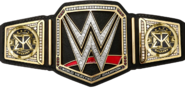 Seth rollins wwe world championship sideplates by nibble t-d8np6ow