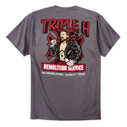 Triple H Demolition Service Pocket Tee
