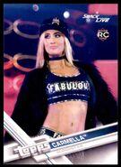 2017 WWE Wrestling Cards (Topps) Carmella 38