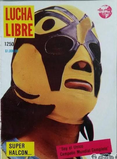 Lucha Libre 1250