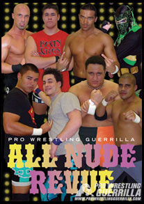 PWG All Nude Revue