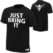 The rock just bring it new shirt
