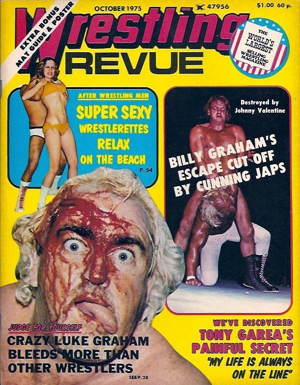 Wrestling Revue - October 1975