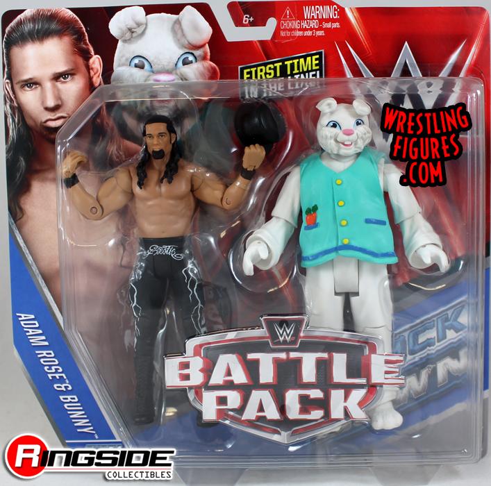 WWE Battle Packs 38
