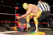 CMLL Martes Arena Mexico (January 22, 2019) 10