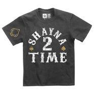 Shayna Baszler Shayna 2 Time Youth Authentic T-Shirt