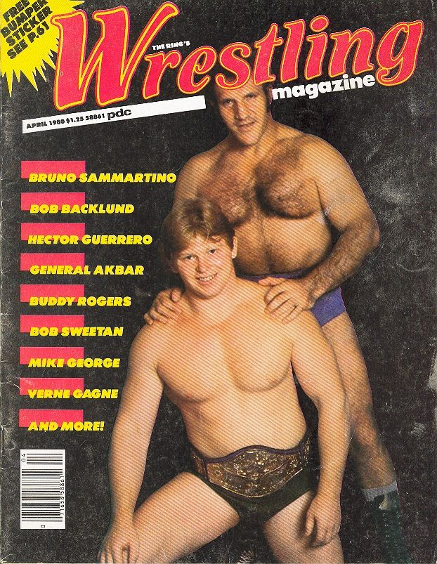 The Ring Wrestling - April 1980