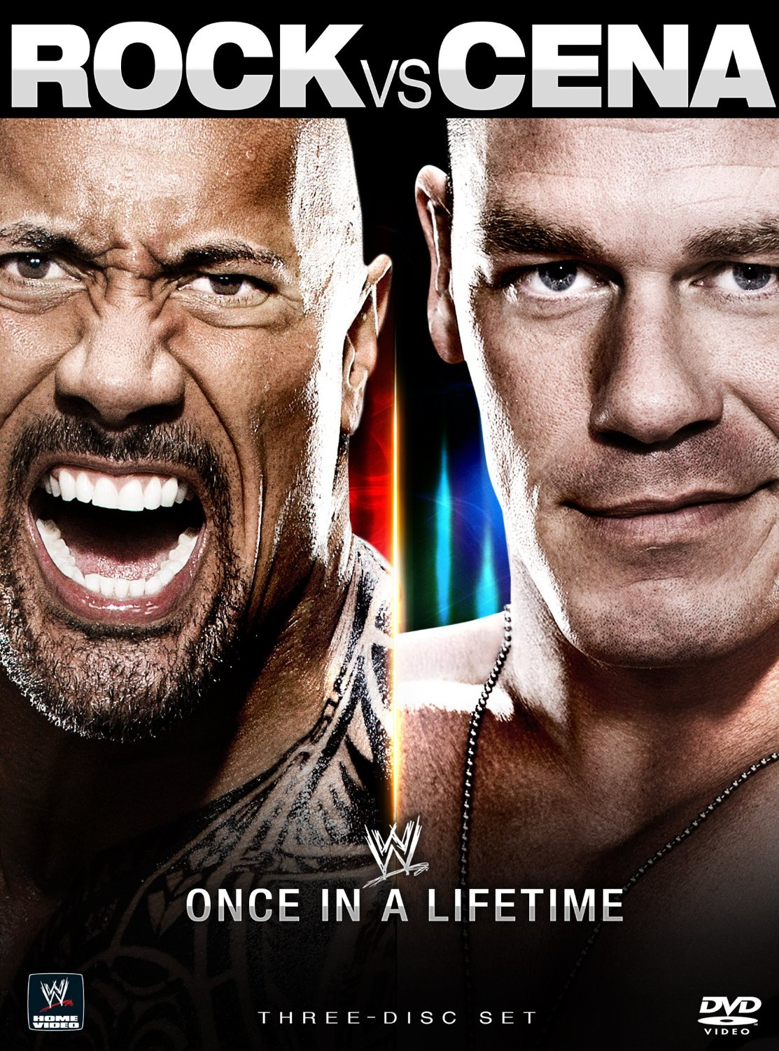 The Rock vs. John Cena: Once in a Lifetime