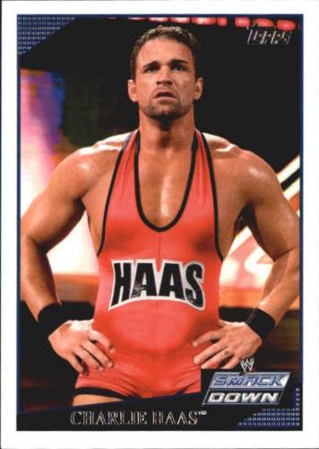 2009 WWE (Topps) Charlie Haas (No.13)