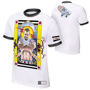 CM Punk second city saint shirt