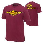 Edge Edgehead Retro T-Shirt