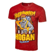 Hulk Hogan Real American Mineral Wash T-Shirt
