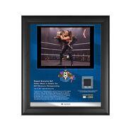 Raquel Gonzalez NXT TakeOver In Your House 2021 15x17 Commemorative Plaque