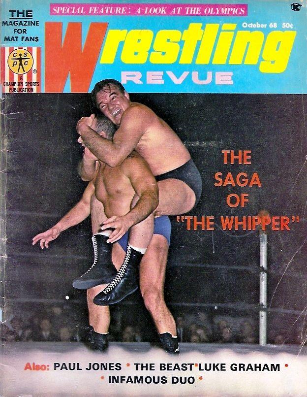 Wrestling Revue - October 1968