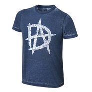 Dean Ambrose Unstable Acid Wash T-Shirt