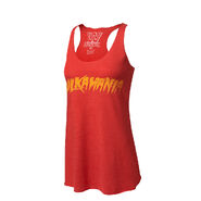 Hulk Hogan Hulkamania Vintage Women's Tank Top