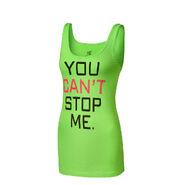 John Cena You Can't Stop Me Women's Tank Top