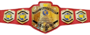Red Strap WWF Light Heavyweight