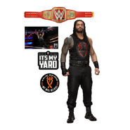 Roman Reigns Fathead 5-Piece Wall Decals