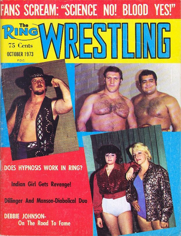 The Ring Wrestling - October 1973