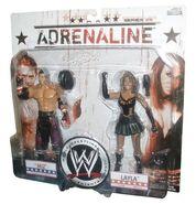 WWE Adrenaline Series 29 The Miz & Layla