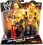 WWE Battle Packs 2 John Morrison & The Miz