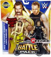 WWE Battle Packs 30 Jake Roberts & Dean Ambrose