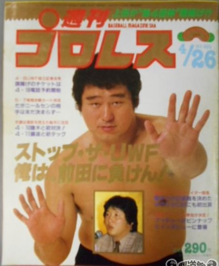 Weekly Pro Wrestling No. 253
