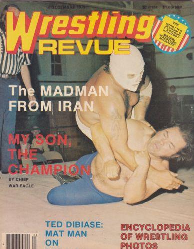 Wrestling Revue - December 1979