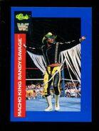 1991 WWF Classic Superstars Cards Randy Savage 135
