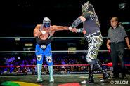 CMLL Domingos Arena Mexico (September 22, 2019) 11